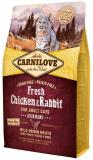 Carnilove Cat Fresh Chicken & Rabbit for Gourmand Cats 2 kg