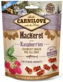 Carnilove Dog Crunchy Snack Mackerel with Raspberries 200 g