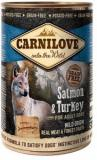 Carnilove Wild Meat Salmon & Turkey 400 g