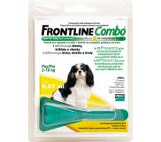 Merial Frontline COMBO spot-on dog S 2-10 kg 1x0.67 ml