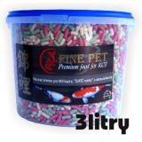 Fine Pet KOI Sticks granule 3 l vědro