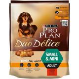 Pro Plan Dog Adult Small & Mini Duo Délice Beef 2.5 kg
