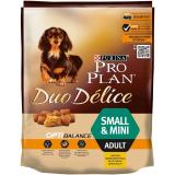 Pro Plan Dog Adult Small & Mini Duo Délice Chicken 700 g + 700 g ZDARMA