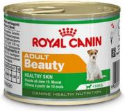 Royal Canin konzerva Mini Adult Beauty 195 g 2+1 zdarma